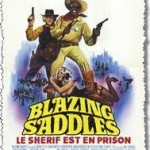 blazzing saddles