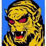 buck rogers tiger man from bukey