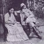 Camille_Pissaro_et_sa_femme_Julie_Vellay_en_1877_à_Pontoise