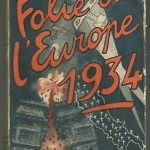 world war 1934