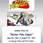 buck rogers water polo cover